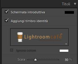 Primi Passi con Lightroom #5 – Creazione di presentazioni PDF e video