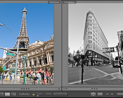 lightroom vista confronto resize