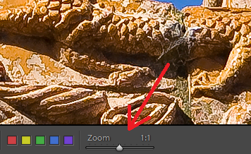 03 lightroom dettagli nitidezza pannello sviluppo zoom