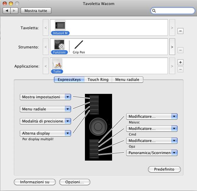 01 lightroom wacom intuos4 recensione configurazione utilizzo windows mac