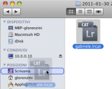<b>Ripristinare il backup di un catalogo di Lightroom</b>