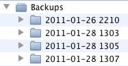 08 lightroom catalogo backup cartella backups folder