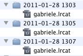 11 lightroom catalogo backup cartella backups folder copia