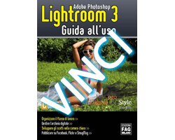 Contest: vinci Adobe Photoshop Lightroom 3 – Guida all'uso (Libro)