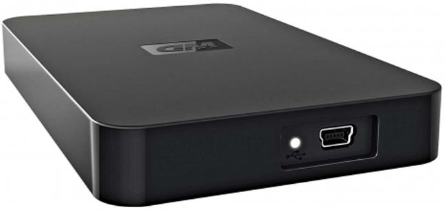 Western Digital Elements SE Portable 500 GB