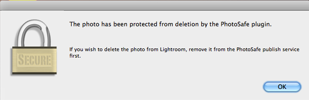 lightroom photosafe