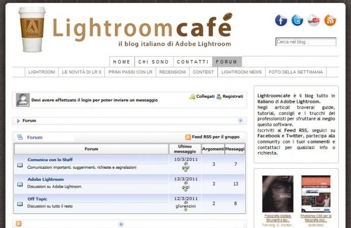 01 lightroom forum guida tutorial