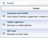 <b>Problemi con Lightroom (o altro)? Chiedi al Forum!</b>