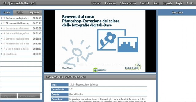 01 lightroom forum guida tutorial