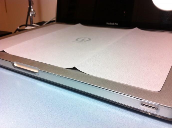 01 lightroom italiano guida tutorial recensione panno protezione notebook schermo tastiera