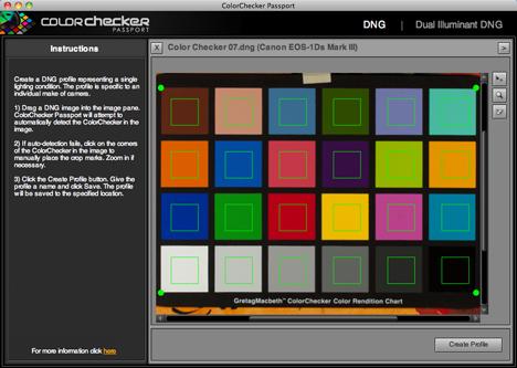 02 lightroom calibrazione fotocamera regolazione colore profilo