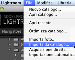 02 lightroom catalogo importazione importare foto guida tutorial italiano thumb