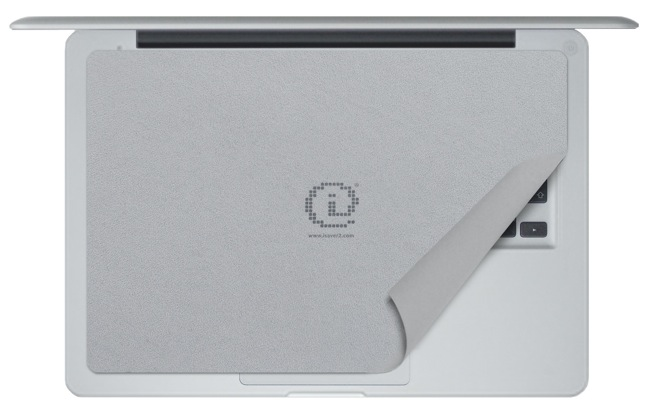 03 lightroom italiano guida tutorial recensione panno protezione notebook schermo tastiera
