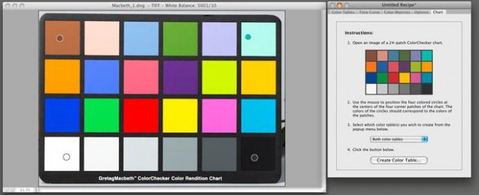 08 lightroom calibrazione fotocamera regolazione colore profilo