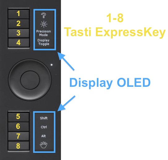 01 lightroom wacom intuos4 configurazione impostazioni personalizzare personalizzazione workflow guida tutorial