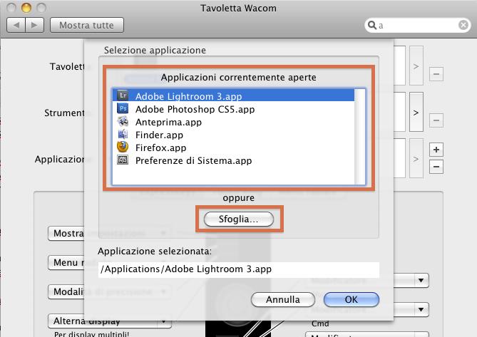 04 lightroom wacom intuos4 configurazione impostazioni personalizzare personalizzazione workflow guida tutorial