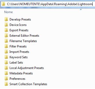 05 lightroom catalogo foto trasferire copiare spostare computer preferenze impostazioni guida tutorial