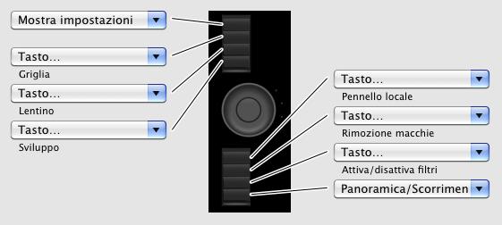 07 lightroom wacom intuos4 configurazione impostazioni personalizzare personalizzazione workflow guida tutorial