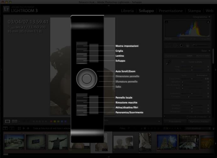 20 lightroom wacom intuos4 configurazione impostazioni personalizzare personalizzazione workflow guida tutorial