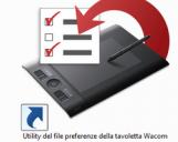 <b>Eseguire il Backup e il Ripristino della configurazione della tavoletta Wacom Intuos4 (5/5)</b>