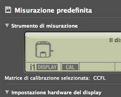 Calibrare e profilare il monitor con i1Display Pro e i1Profiler (di Mauro Boscarol)