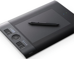 01 recensione wacom intuos wireless wifi bluetooth tavoletta grafica lightroom configurazione installazione th