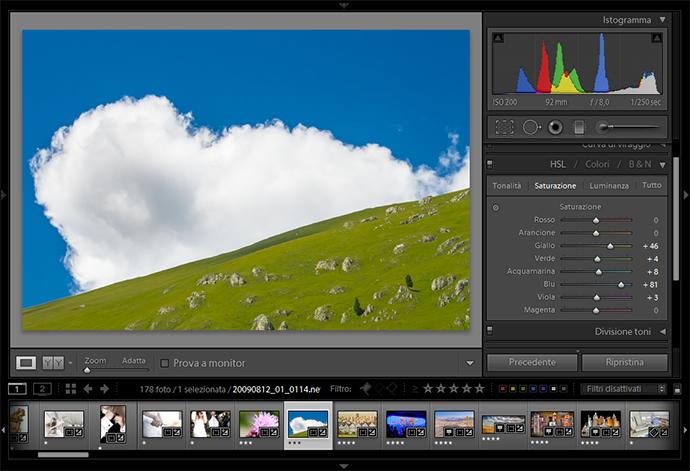 08 lightroom sviluppo prova colore monitor soft proofing profilo stampa stampante intento rendering