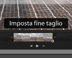 Tagliare un video con Lightroom 4 senza utilizzare altri software
