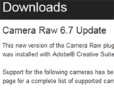 <b>Adobe rilascia le nuove versioni di Camera Raw e DNG Converter!</b>