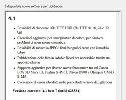 Tanti miglioramenti e nuove funzioni nella versione definitiva di Lightroom 4.1, ora disponibile!