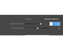 02 lightroom guida tutorial gratis gratuito manuale sviluppo cursore th