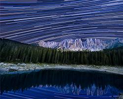 Workshop di fotografia paesaggistica e notturna al Lago di Carezza