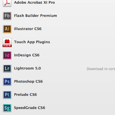 Come funziona Adobe Creative Cloud? Ecco come aggiornare Lightroom e gestire tutte le applicazioni installate