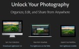 <b>Lightroom per iPad è da oggi disponibile sull'AppStore e su web con Lightroom Mobile!</b>