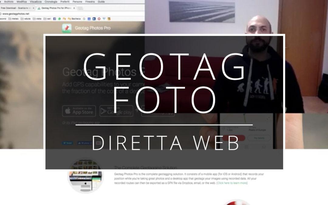 Videotutorial – Geotag delle foto di viaggio con Lightroom e Geotag Photos Pro